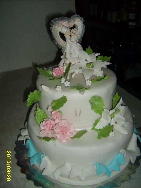 Торт по бокам с шоколадом фото 11