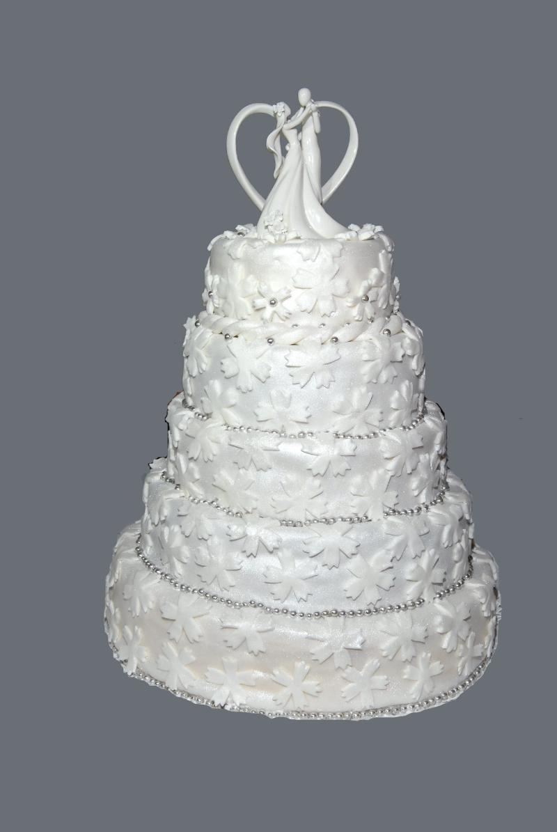 Свадебные торты на заказ — это
