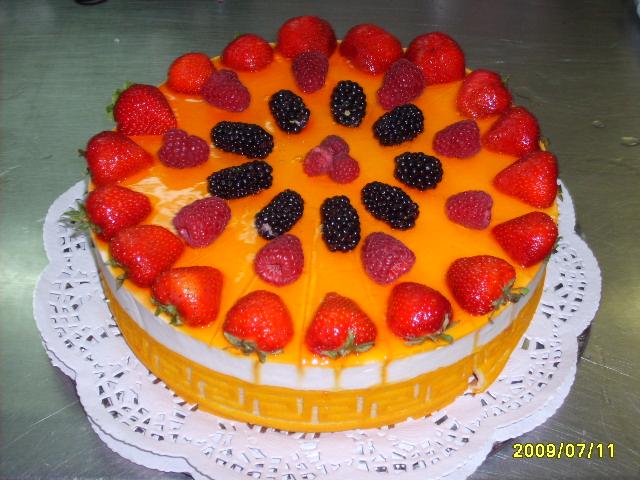 Изготовление тортов с фото и рецептурой